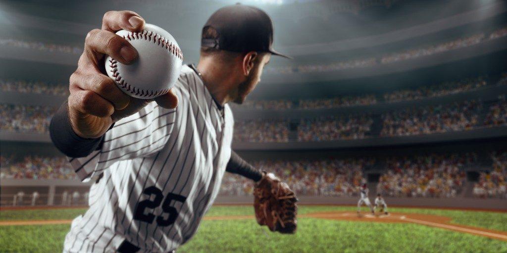 Sports marketing image