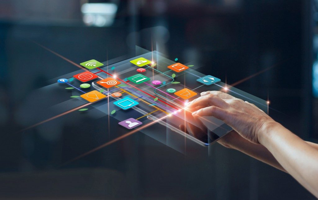 digital system concept