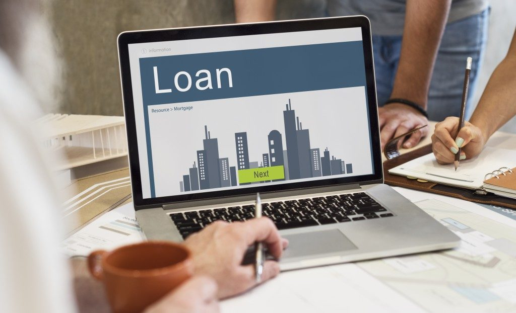 website about loans