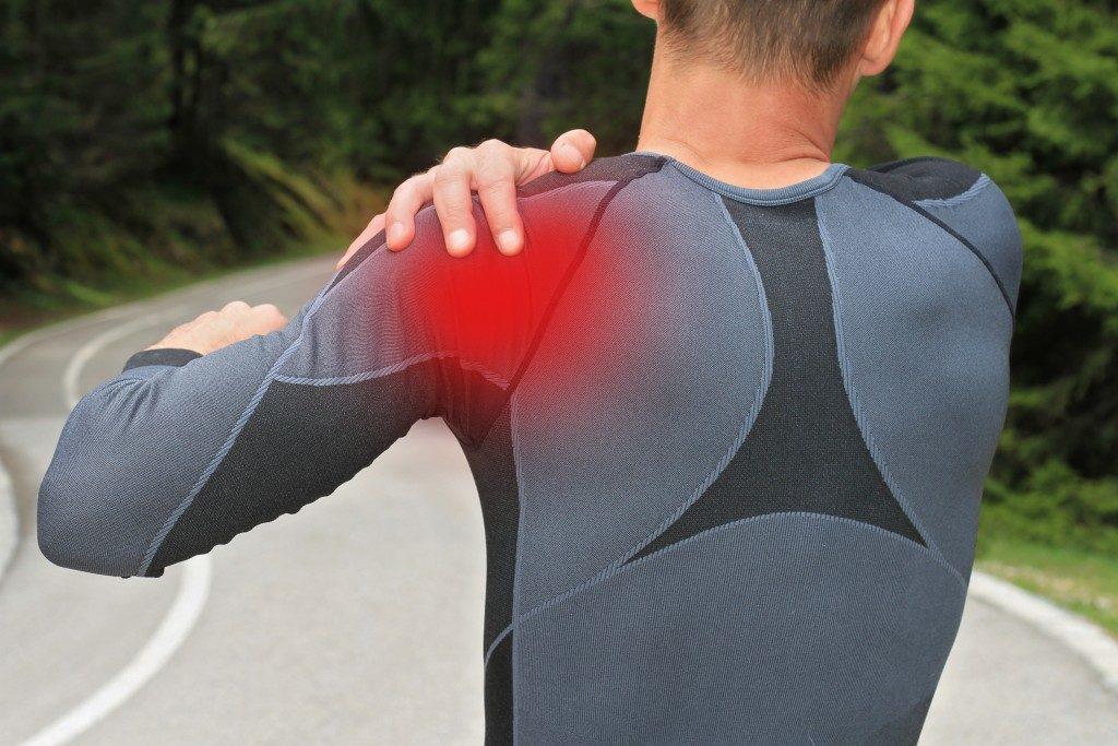 shoulder fracture