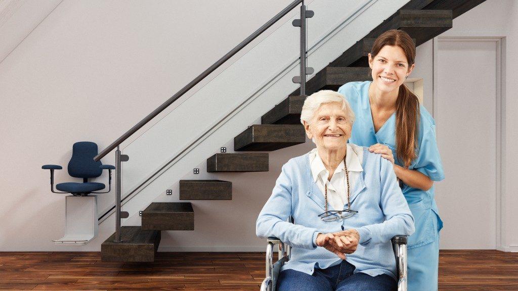 stairlift for seniors