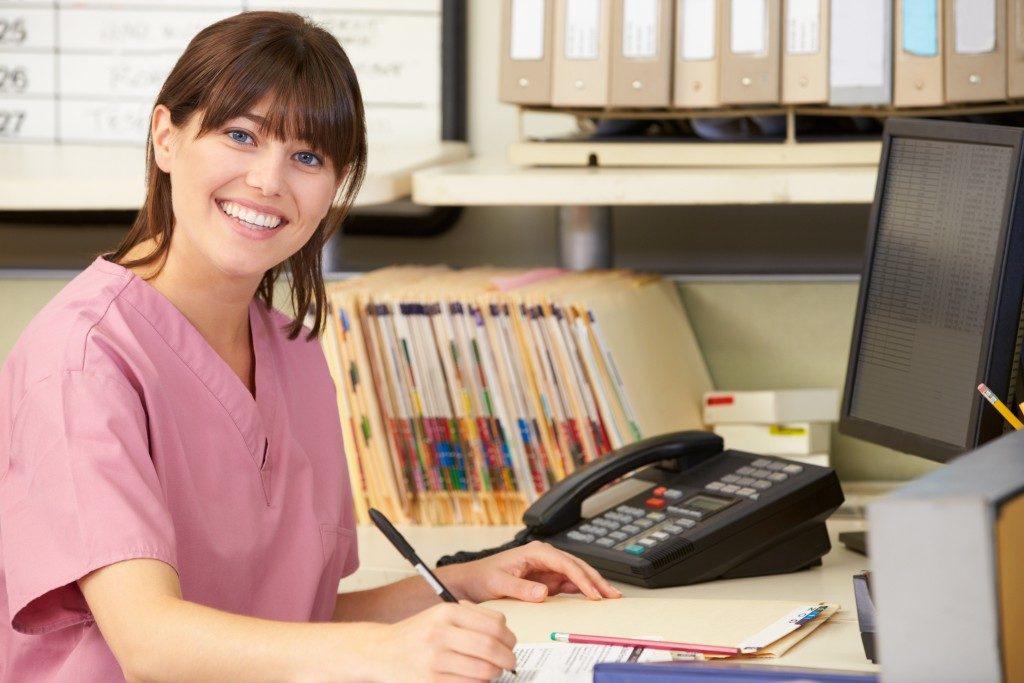 healthcare admin
