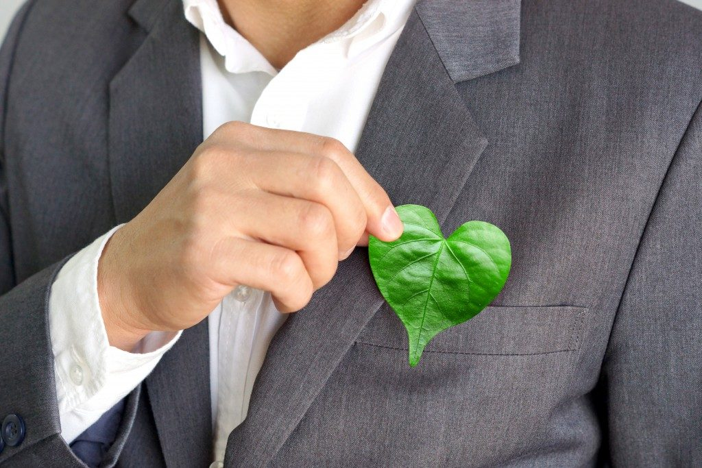 eco-friendly business concept