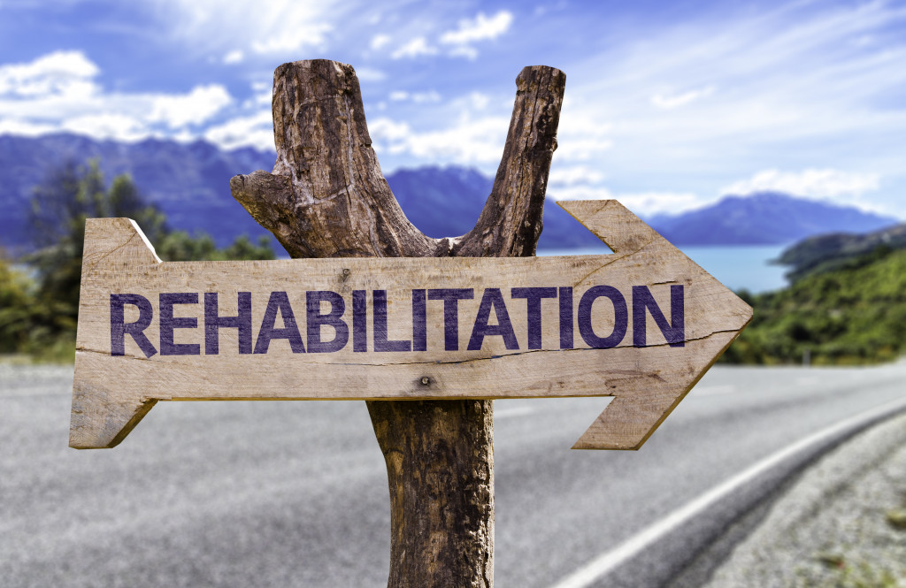 rehabilitation direction