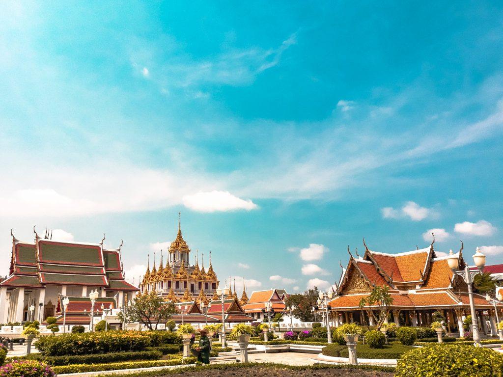 thailand famous tourist spot